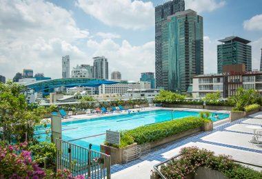 الفنادق الاقتصادية في بانكوك - فندق ترينتي سيلوم
