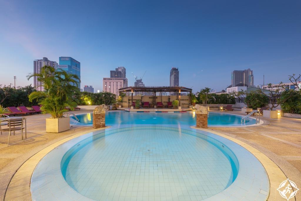 الفنادق الاقتصادية في بانكوك - موتيل إيه-وان