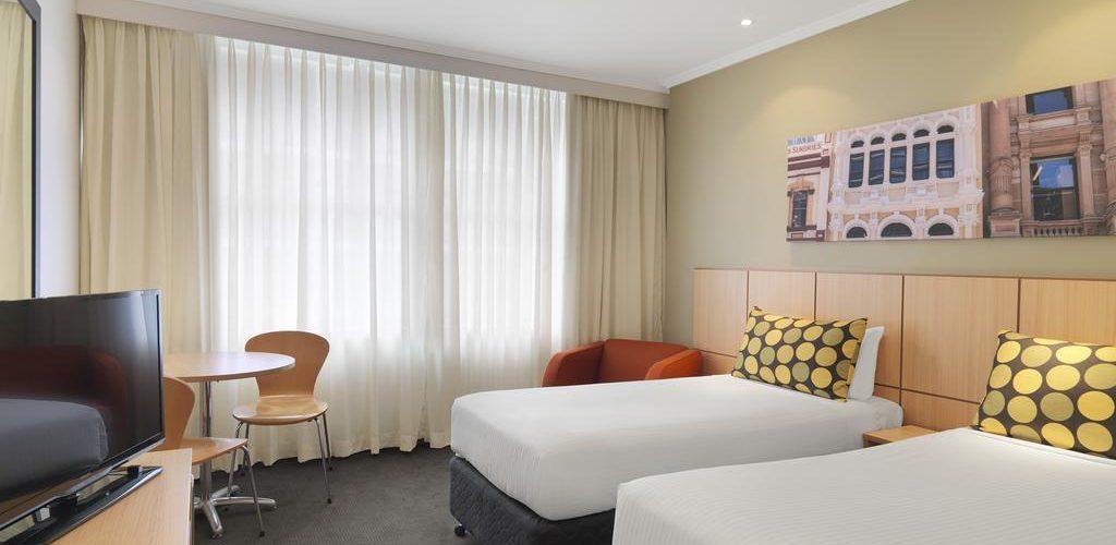 الفنادق الاقتصادية في سيدني - ترافيل لودج سيدني مارتن بلايس