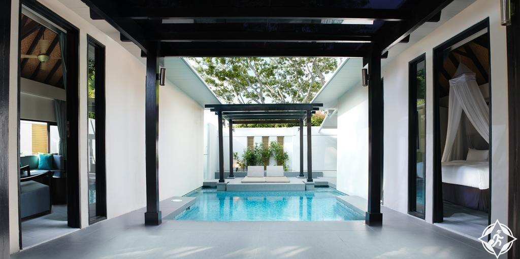 الفنادق الرومانسية في سنغافورة - أمارا سانكتشواري ريزورت سينتوسا