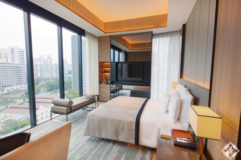 الفنادق الرومانسية في سنغافورة - إنتركونتيننتال سنغافورة روبرتسون كواي