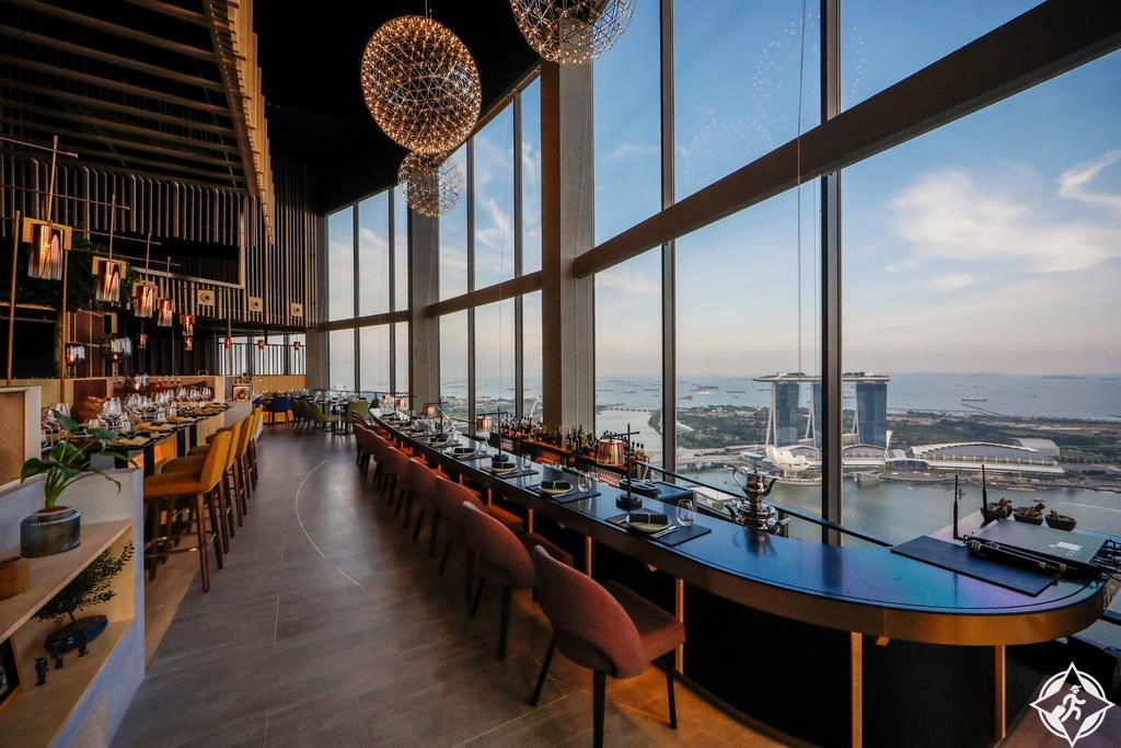 الفنادق الرومانسية في سنغافورة - سويس أوتيل ذا ستامفورد