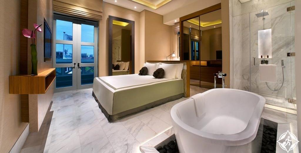 الفنادق الرومانسية في سنغافورة - فندق فورت كانينج