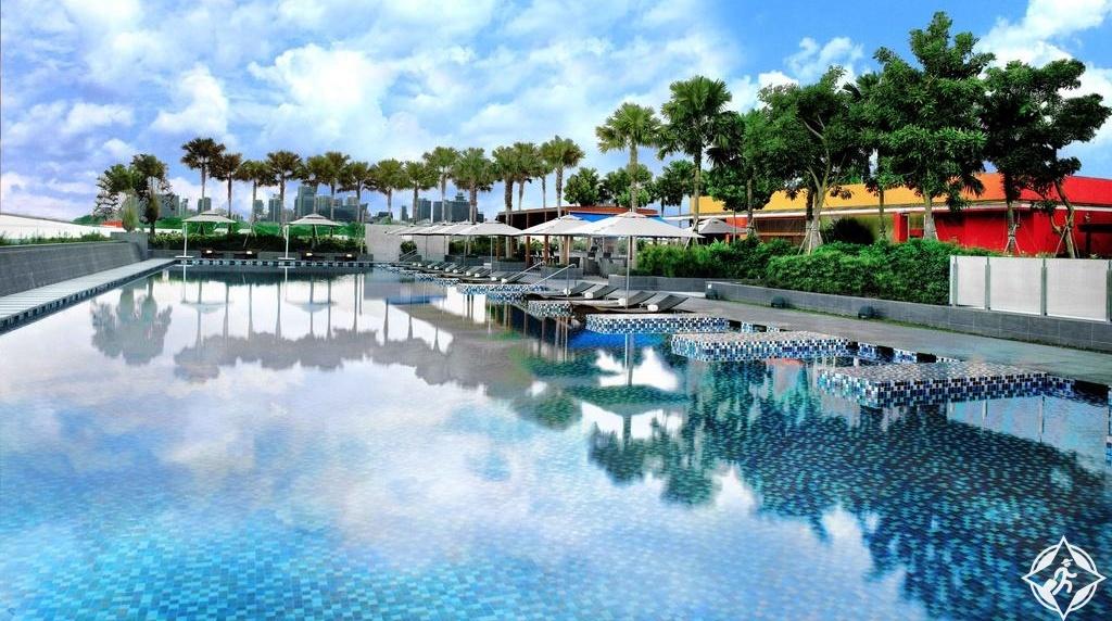 الفنادق الرومانسية في سنغافورة - فندق وان فارير