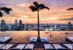 الفنادق الرومانسية في سنغافورة - مارينا باي ساندز