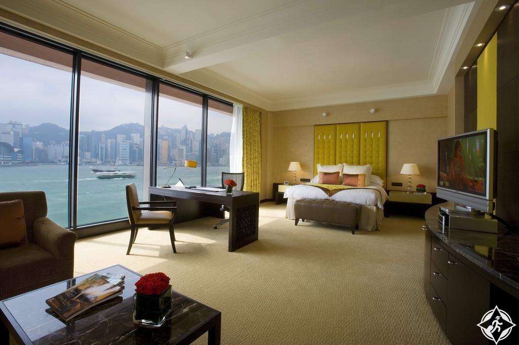 الفنادق الفاخرة في هونغ كونغ - انتركونتننتال هونج كونج