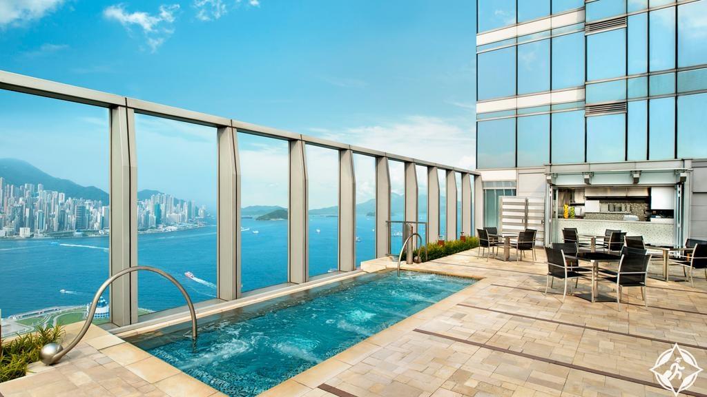 الفنادق الفاخرة في هونغ كونغ - دبليو هونغ كونغ