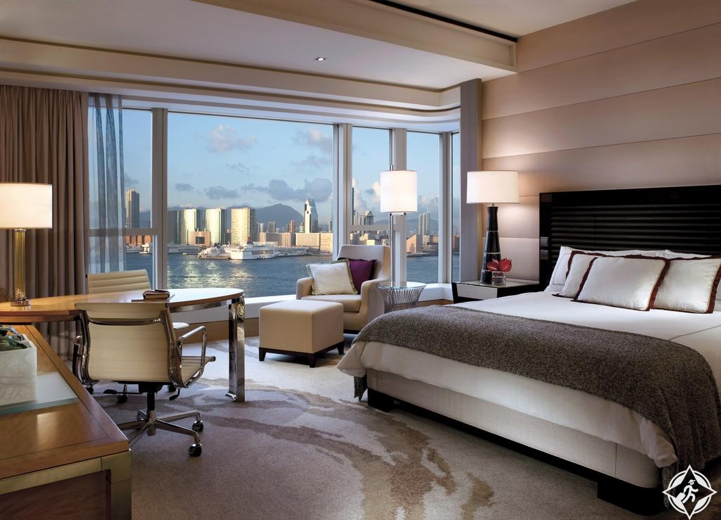 الفنادق الفاخرة في هونغ كونغ - فور سيزونز هونغ كونغ