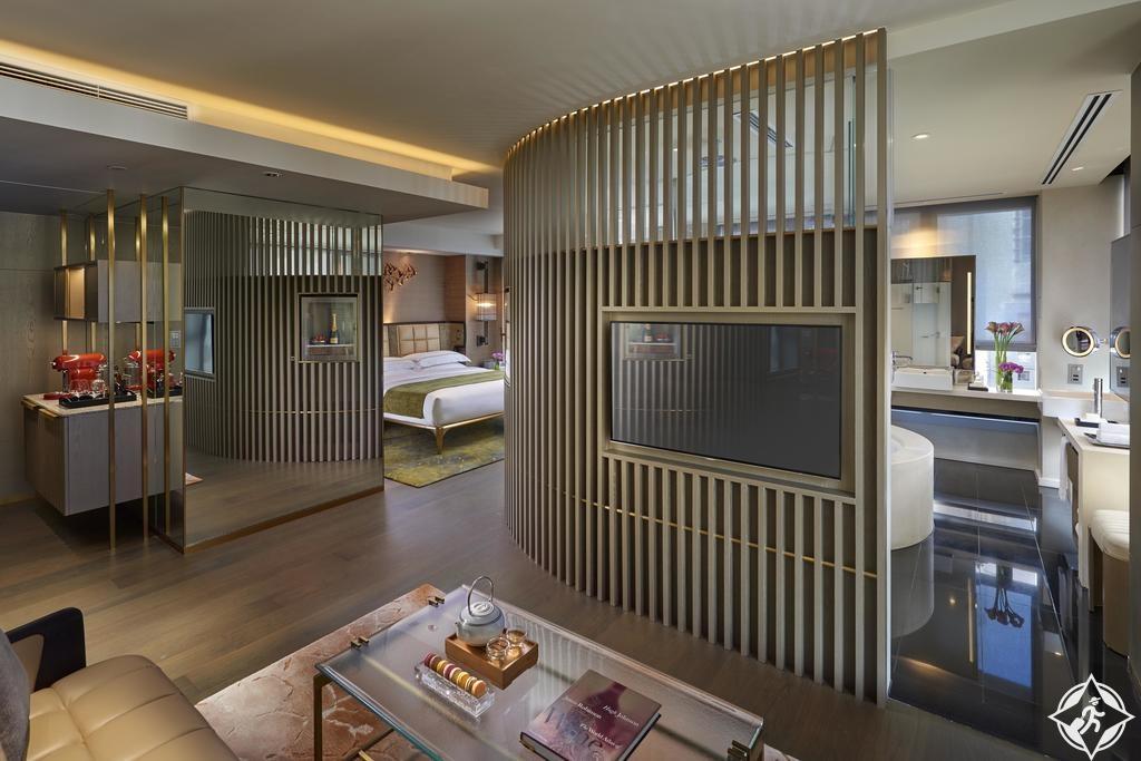 الفنادق الفاخرة في هونغ كونغ - لاندمارك ماندرين أورينتال