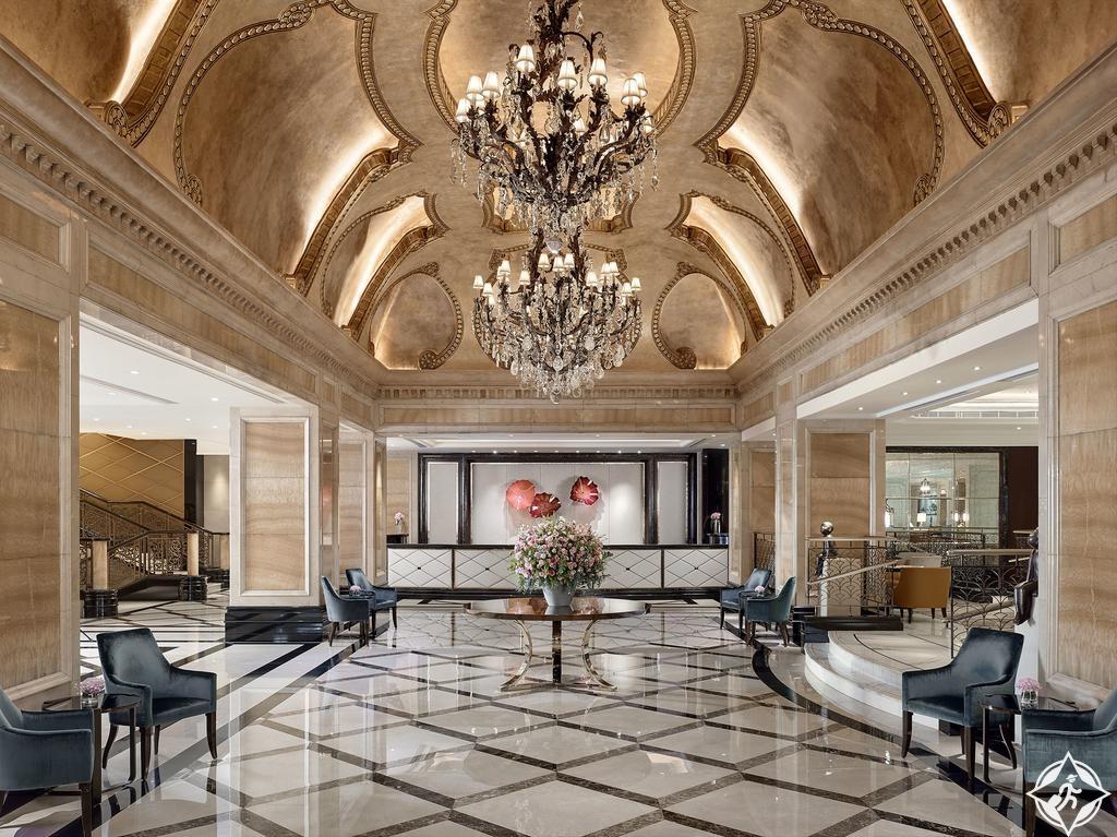 الفنادق الفاخرة في هونغ كونغ - لانغهام هونج كونج