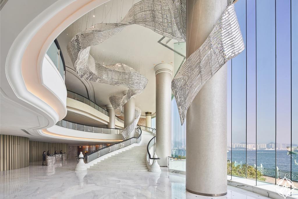 الفنادق الفاخرة في هونغ كونغ - هاربور غراند كولون
