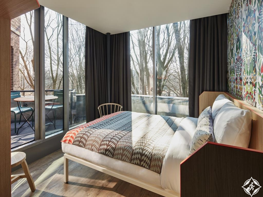 الفنادق في أمستردام - جينيريتور أمستردام