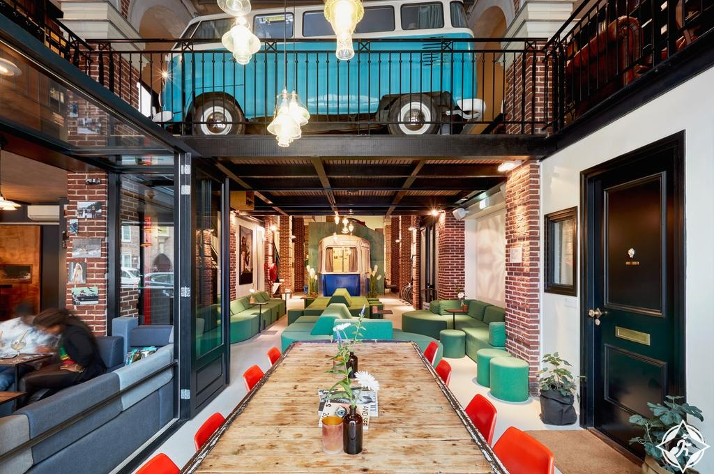 الفنادق في أمستردام - فندق نوت هوتيل