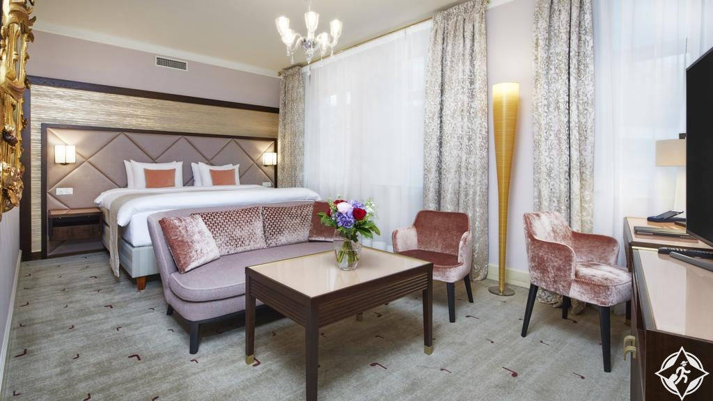 الفنادق في براغ - فندق أريا براغ