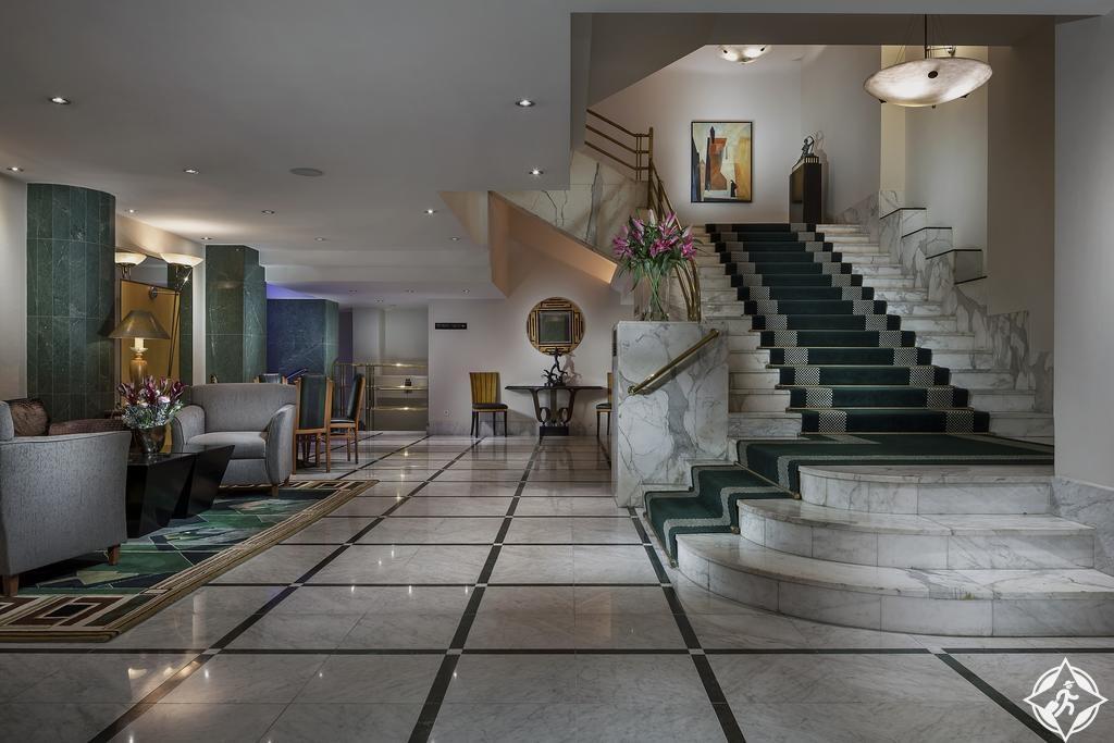 الفنادق في براغ - فندق ألكرون براغ