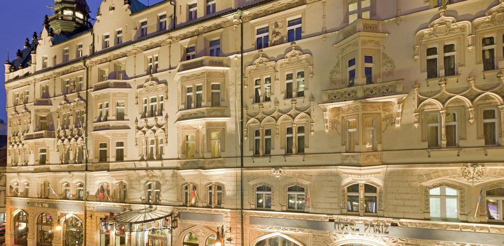 الفنادق في براغ - فندق باريس براغ