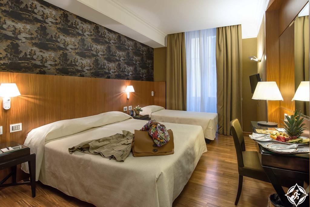 الفنادق في روما - ألبيرغو ديل سيناتو