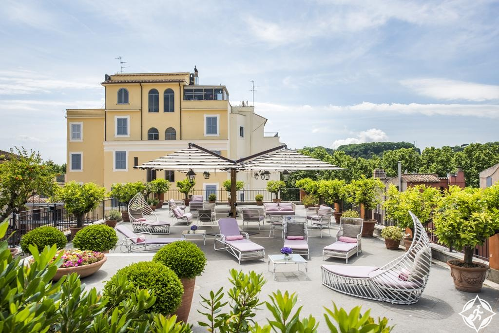 الفنادق في روما - فندق بونته سيستو