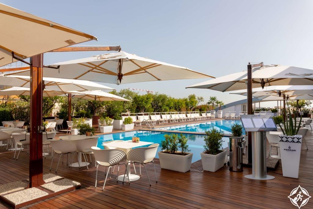 الفنادق في روما - فندق راديسون بلو إس
