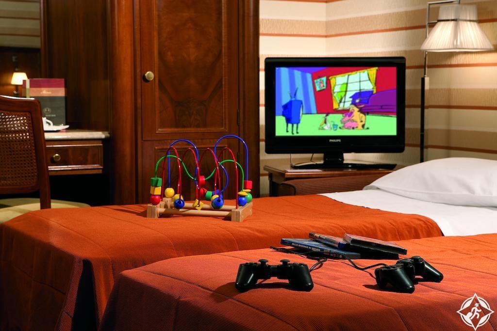 الفنادق في روما - فندق ماسانيي