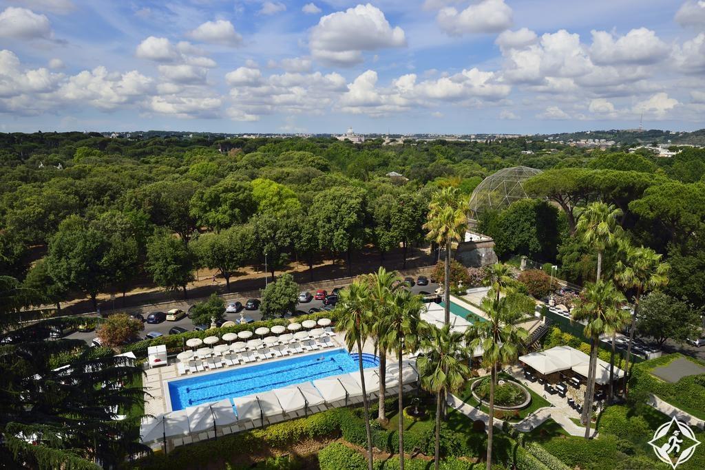 الفنادق في روما - فندق وسبا باركو داي برينشيبي غراند