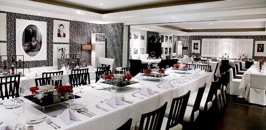 المطاعم في ماكاتي - رومولو كافيه
