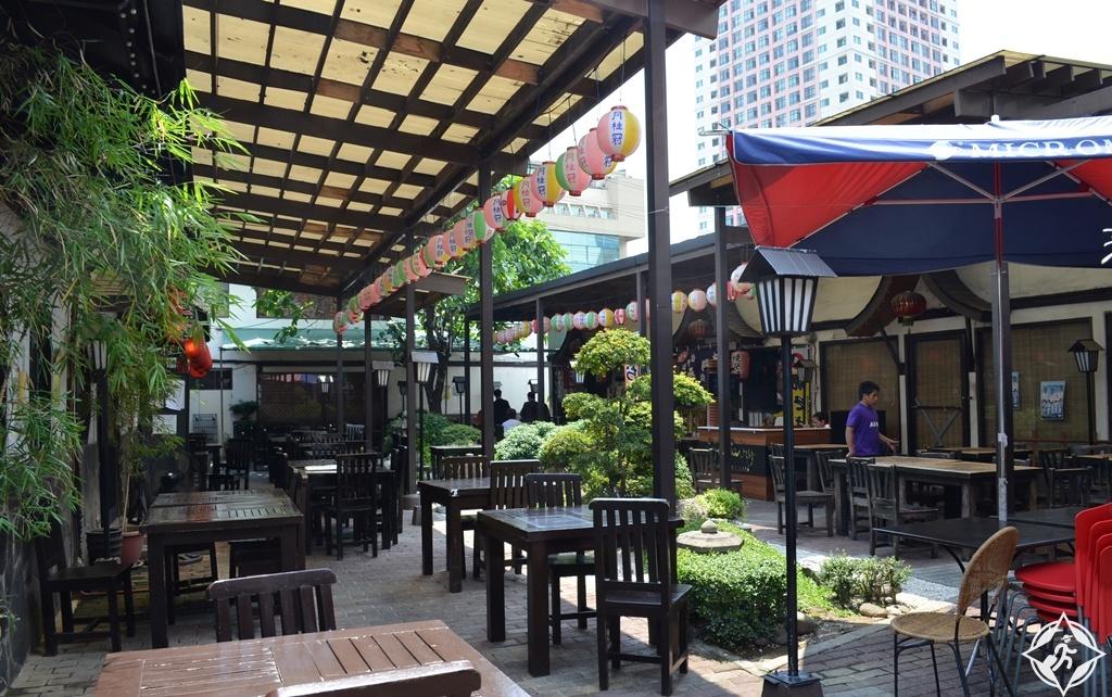 المطاعم في ماكاتي - ليتل طوكيو