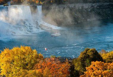 شلالات نياجرا في كندا