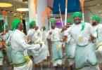 مطارات عمان تحتفل باليوم الوطني السعودي 5