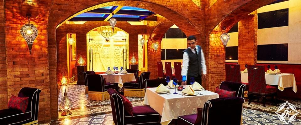 مطاعم القاهرة - باب القصر