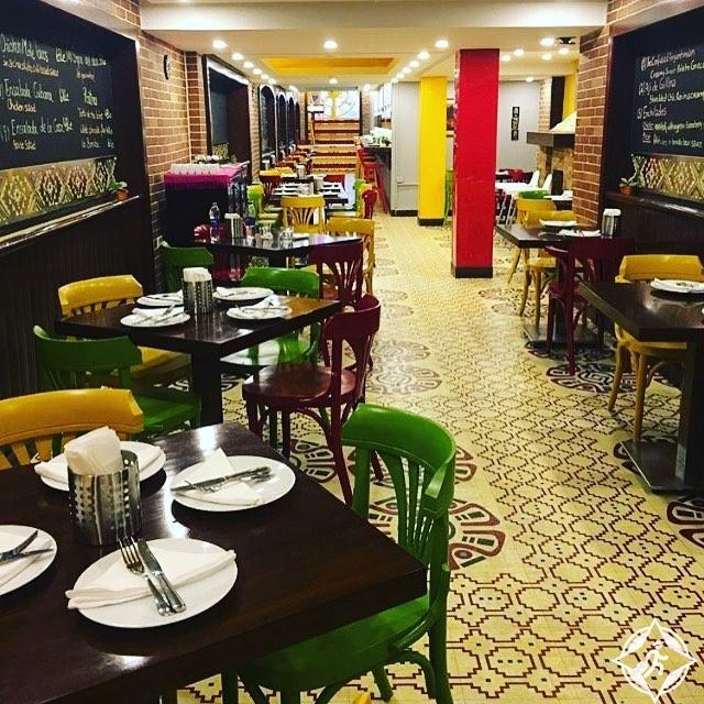 مطاعم القاهرة - طبلة لونا