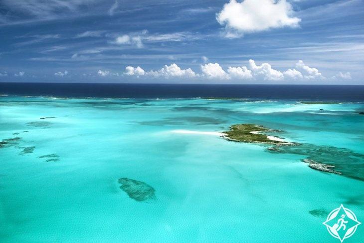 السفر إلى جزر البهاما