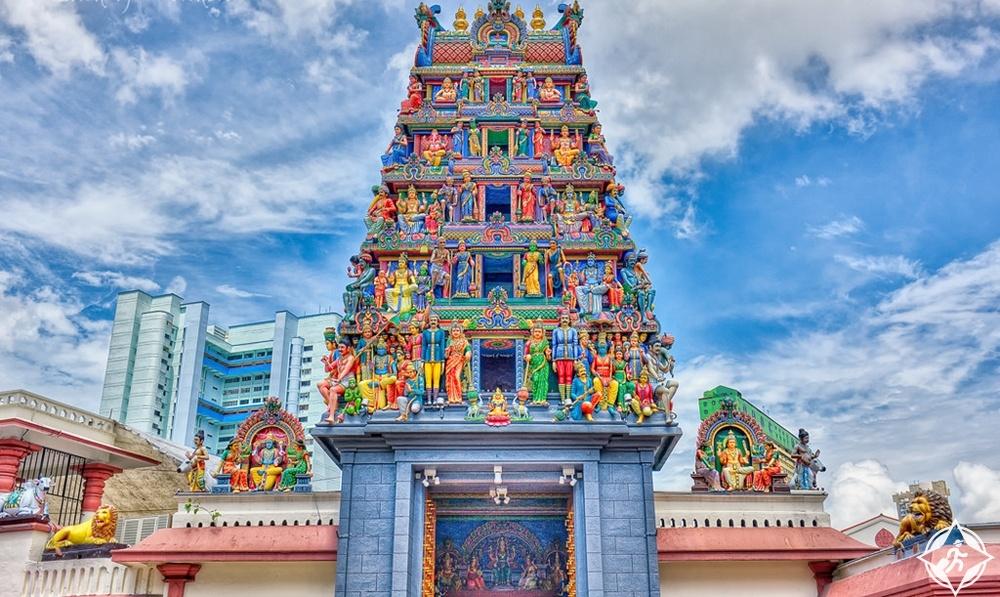 السياحة في كوالالمبور - معبد سري ماهاريامان