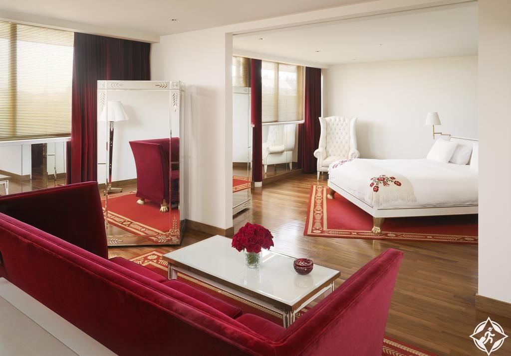 الفنادق في بوينس آيرس - فندق فايينا بوينس آيرس