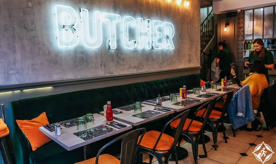 المطاعم الحلال في باريس - لو بوتشر