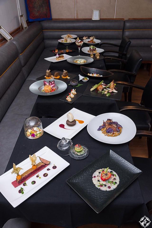 المطاعم الحلال في باريس - لو كريستال