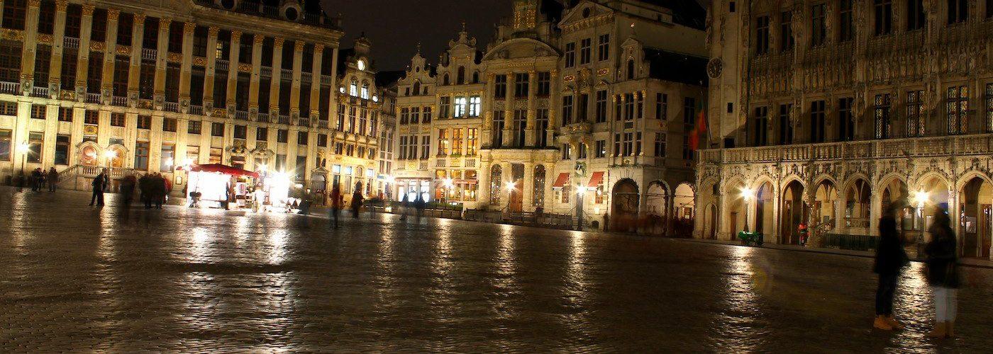 مدينة بروكسل