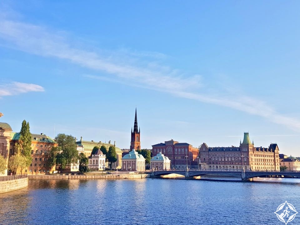 عاصمة السويد