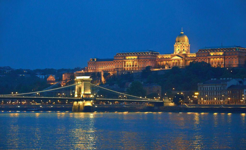بودابست هنغاريا عاصمة المجر