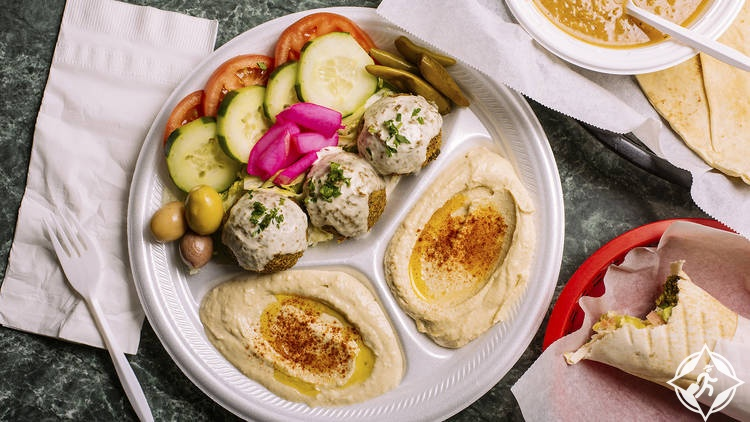 مطاعم عربية في شيكاغو